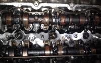 Двигатель с разборки.
