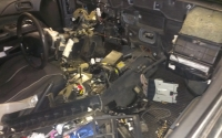 Замена радиатора отопителя